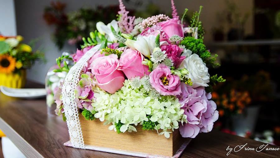 Florării Brasov Aranjamente Florale Buchete Mireasă Decorațiuni