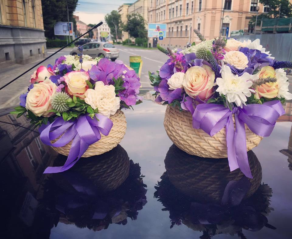 Florării Sibiu Aranjamente Florale Buchete Mireasă Decorațiuni Nuntă