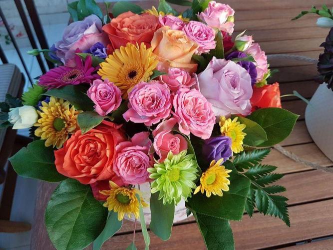 Florării Ploiești Aranjamente Florale Buchete Mireasă